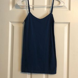 Just Be stretchy cami tank